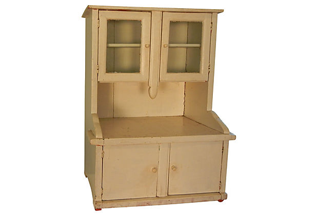 Vintage Child's cupboard