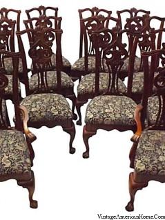 Antique Tea Cart Victorian Wicker Amp Wood With Brass