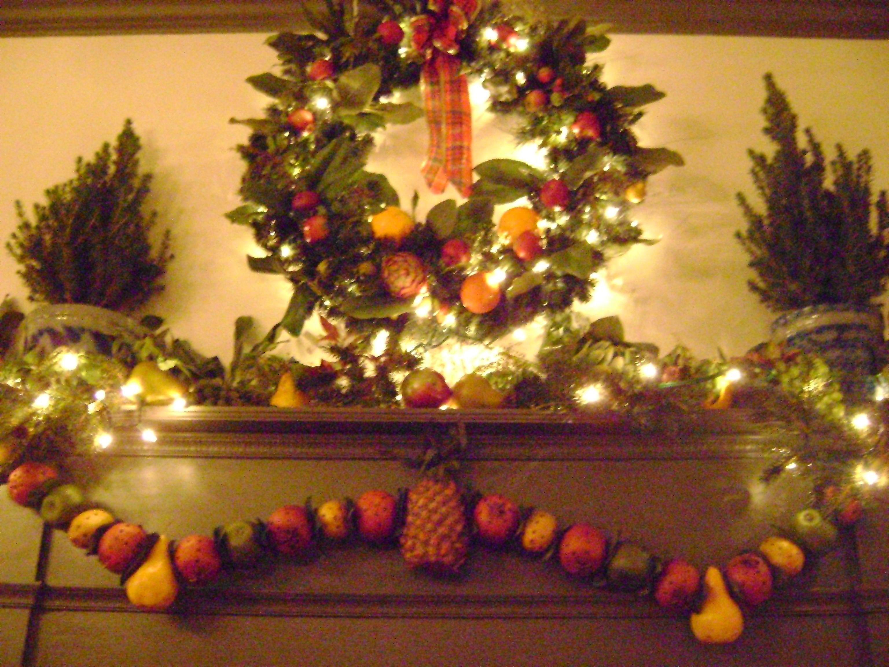 2015 My Christmas House Tour - Vintage American Home
