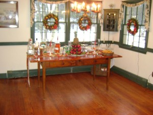 Christmas House Tour at Vintage American Home