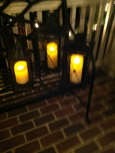 3 Mystique Moving Flame Pillar Candle 5 Quot Ivory Battery