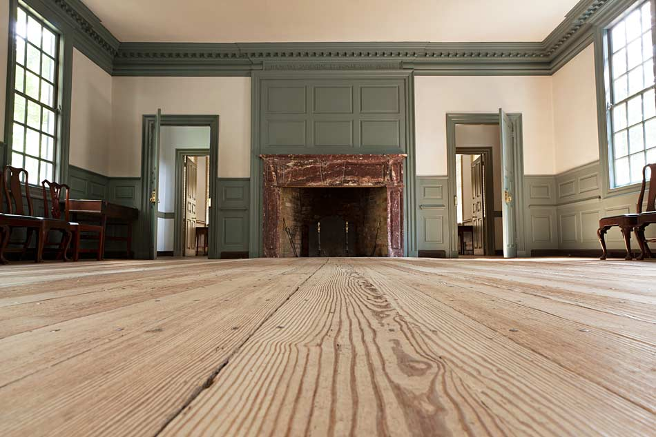 Williamsburg style you know i love it vintage american for Colonial flooring