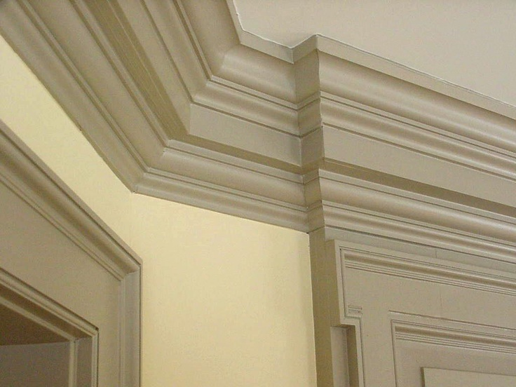 Williamsburg style you know i love it vintage american for Colonial trim molding