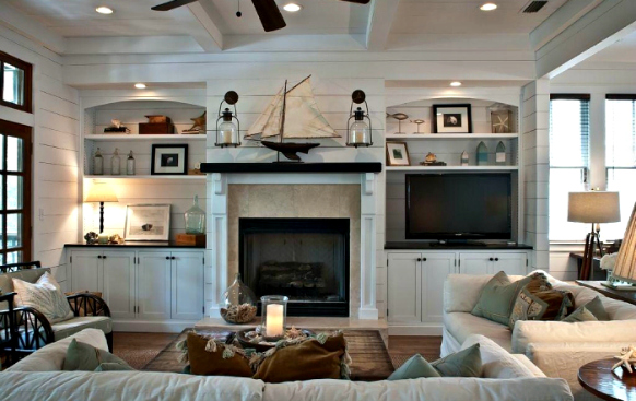 Gorgeous Beach House Tour With Coastal Charm