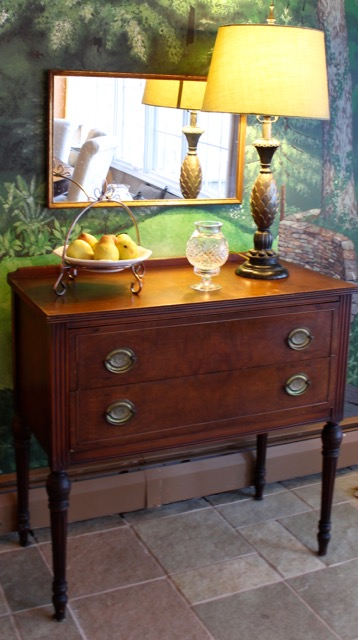 Decorating Ideas from Vintage American Home blog