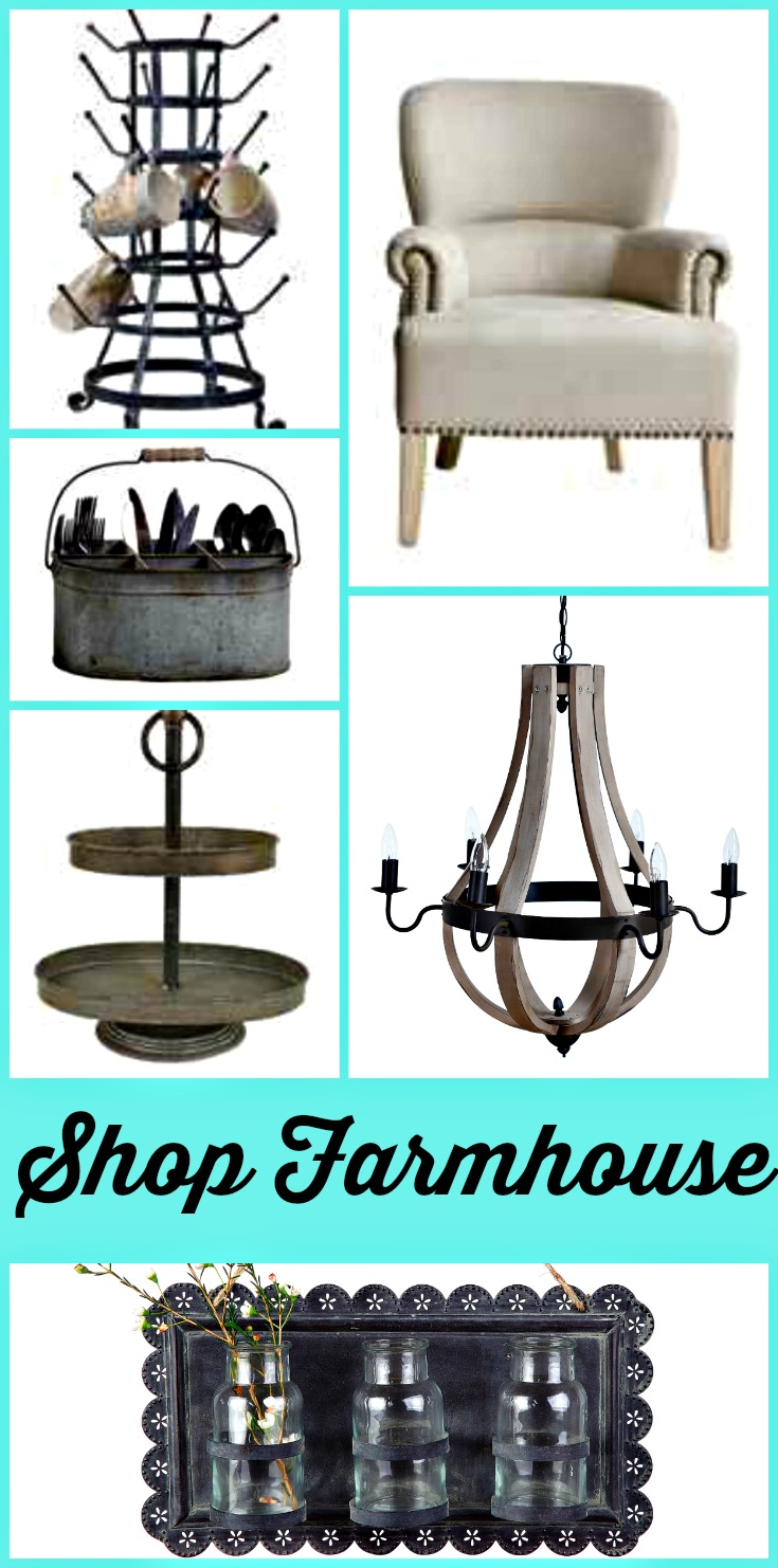 Farmhouse STYLE Decorations available for sale online Vintage American Home