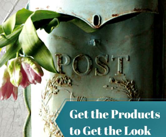 Farmhouse Style Blog post Post Box
