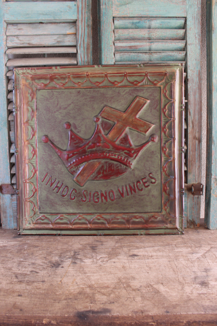constantine's Vision - In His sign you will conquer! Vintage American Home.com