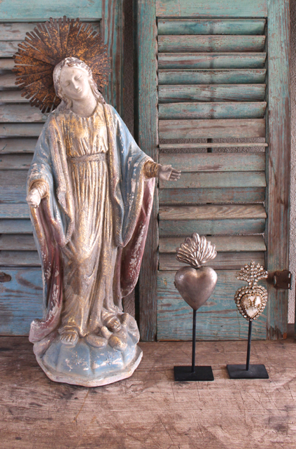 Our Lady Of The Miraculous Medal Statue Gorgeous Large