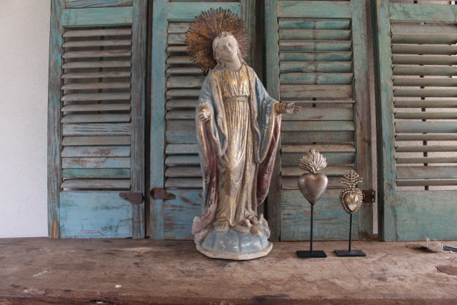 Catholic statues at Vintage American Home.com