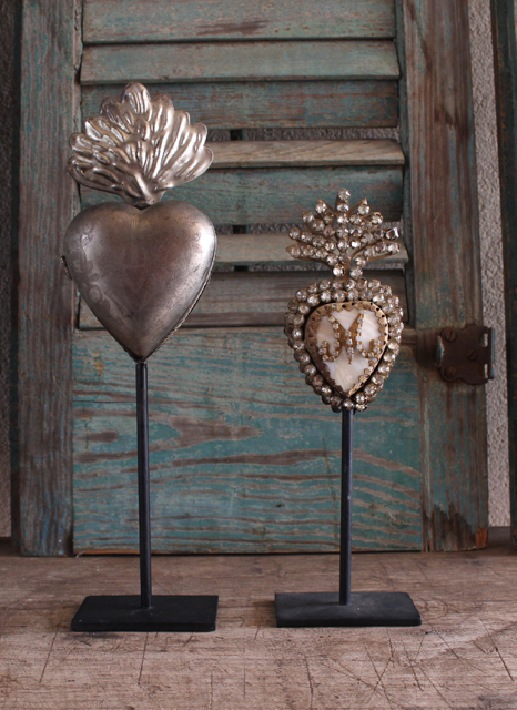 Sacred and Immaculate Hearts - Vintage American Home.com
