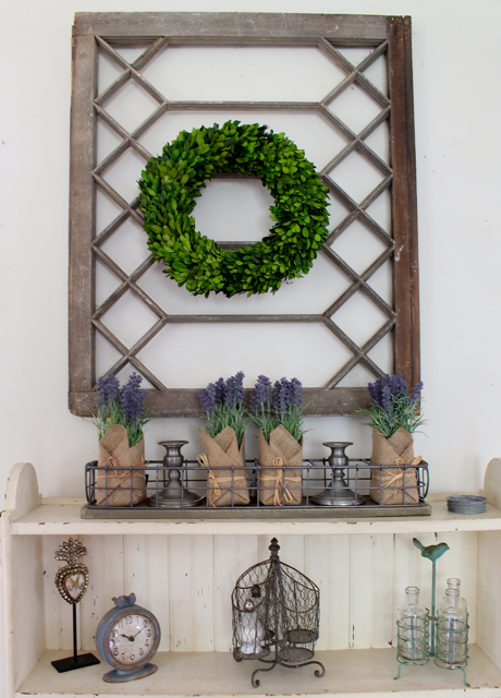 10 inexpensive ways to decorate and get the fixer upper for Window frame designs house design