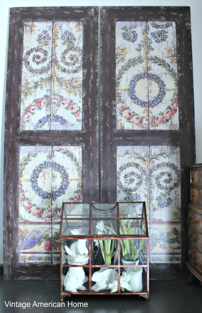 Reproduction Antique Shutters