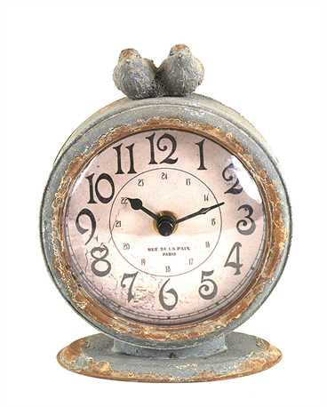 Vintage clock for sale at Vintage American Home