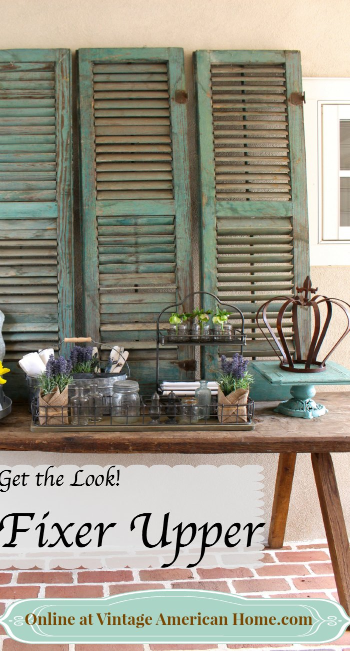 Farmhouse style decorations available for sale online for American home decorations