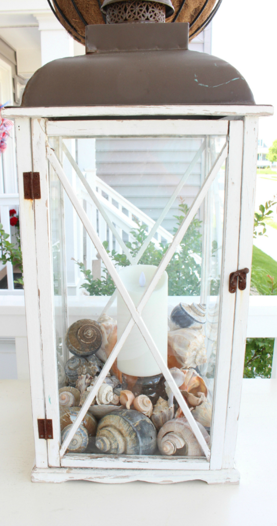 Coastal Lantern Decorating ideas