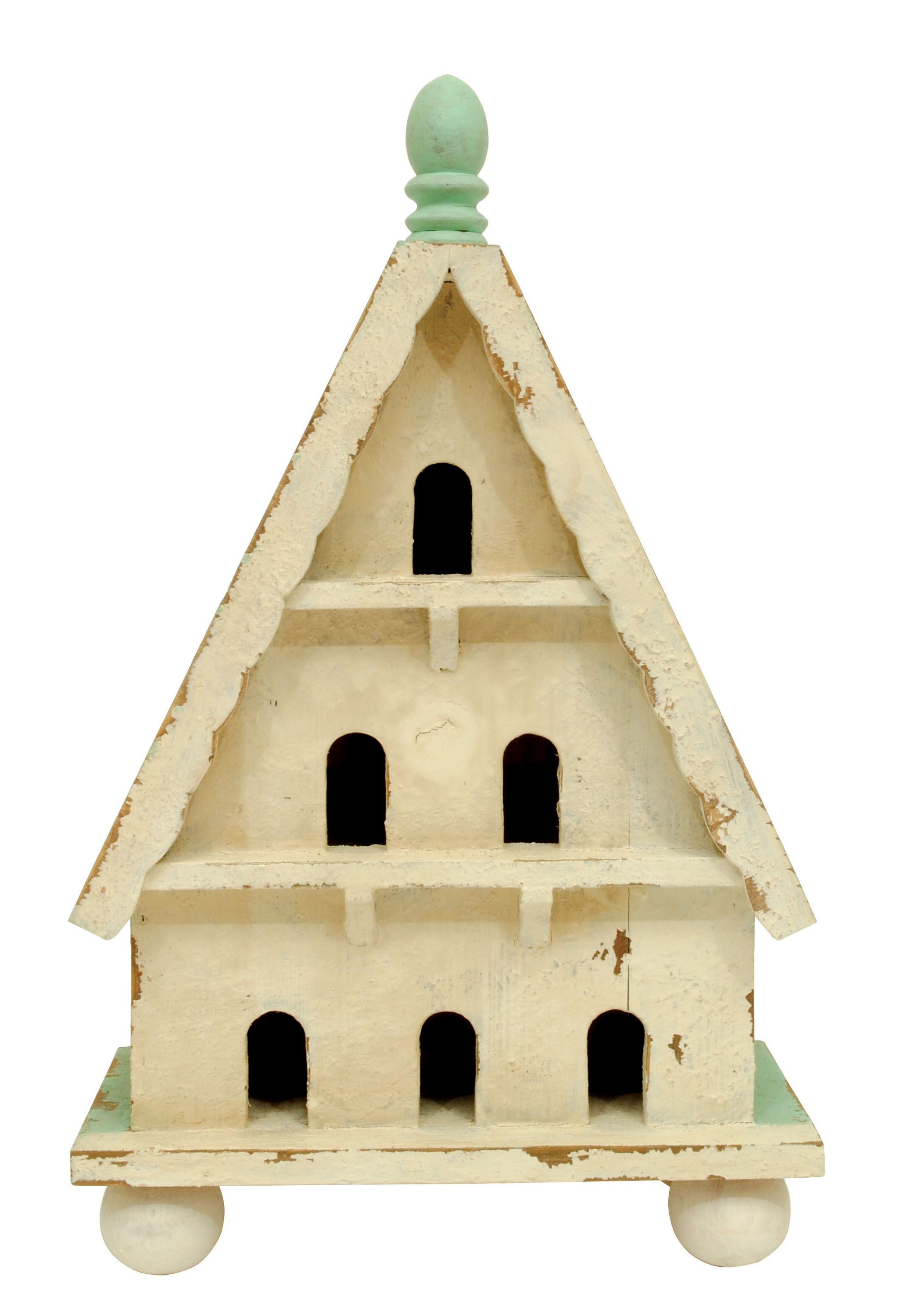 Famrhouse Birdhouse for the Rustic Farmhouse or Cottage look