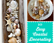 Coastal and beach decorating