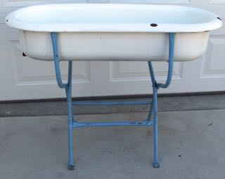 Antique Baby bath for sale
