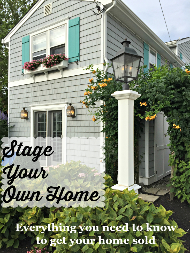 Stage your own home for sale vintage american home How to stage a home for sale pictures