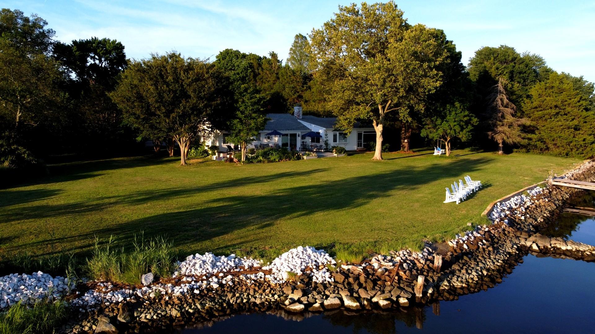 Chesapeake bay drone services
