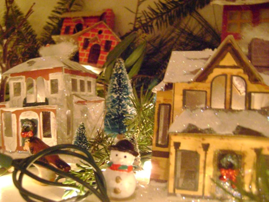 Christmas house tour at Vintage American Home