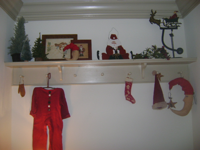 Christmas at Vintage American Home