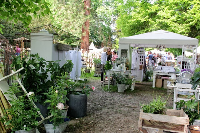 What is Brocante & why is it so popular? Vintage American Home Blog