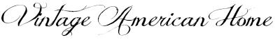Vintage American Home Logo