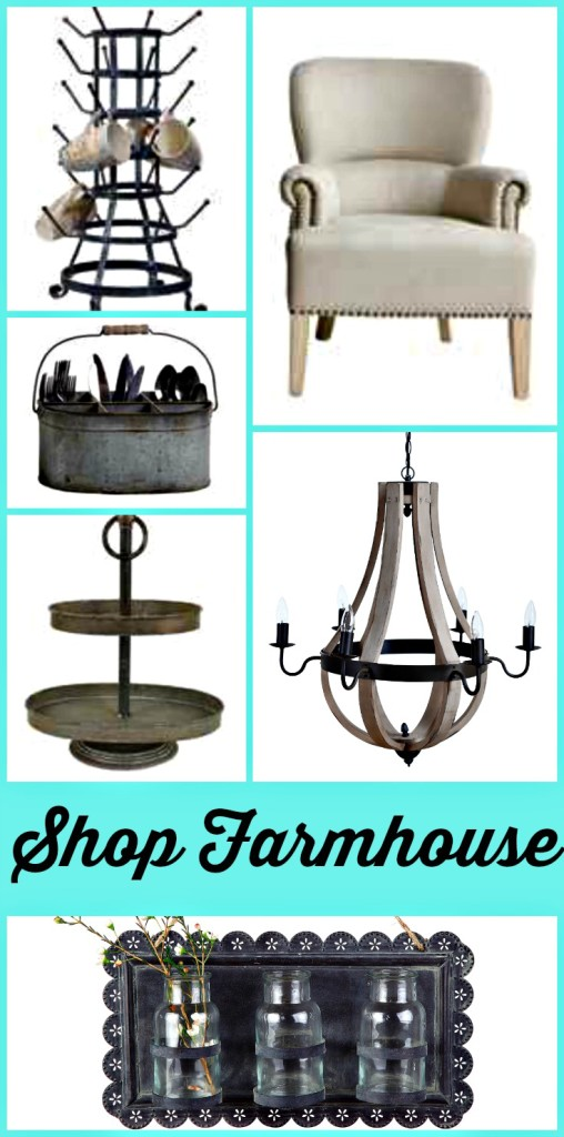 Farmhouse Items to Decorate your own Fixer Upper from Vintage American Home