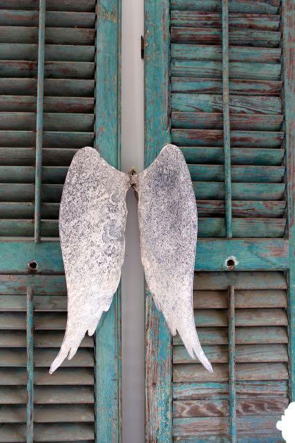 Metal Angel Wings - Wall decoration $49