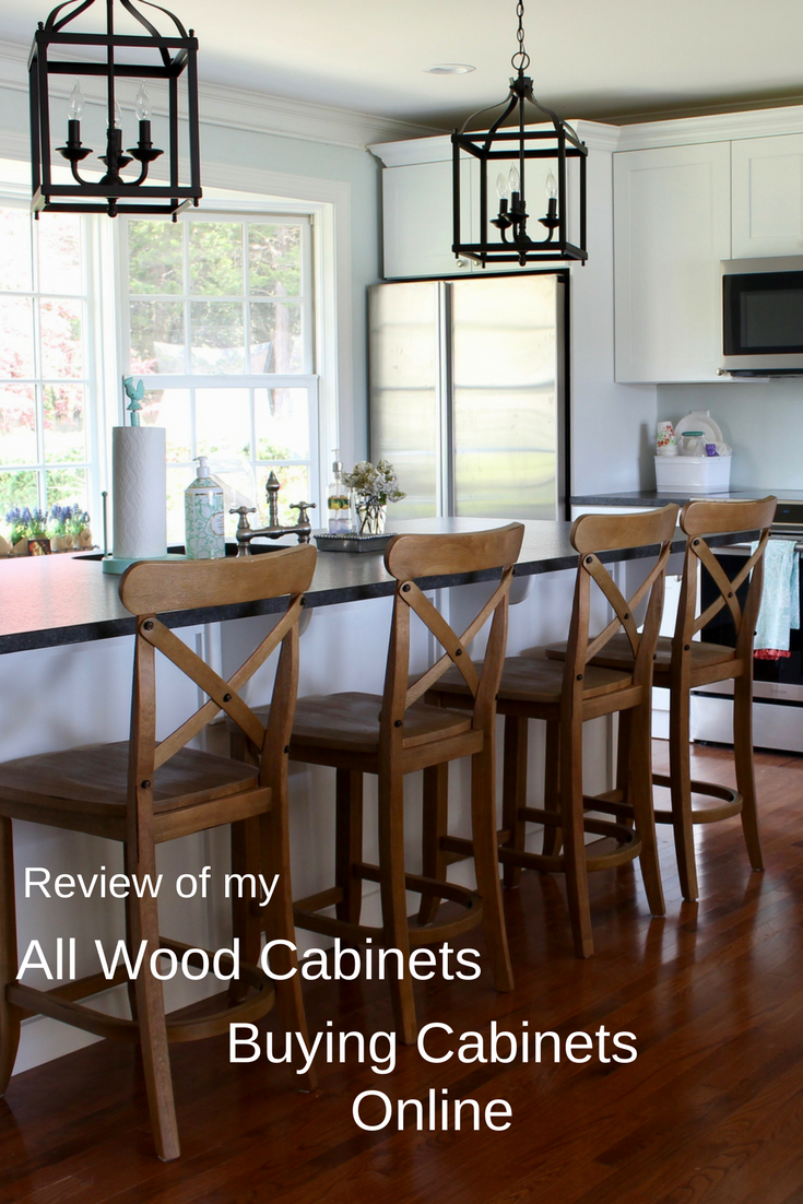 Review of using online kitchen cabinets by Costco